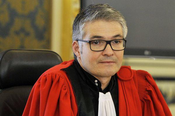 L'avocat général Stéphane Cantero.