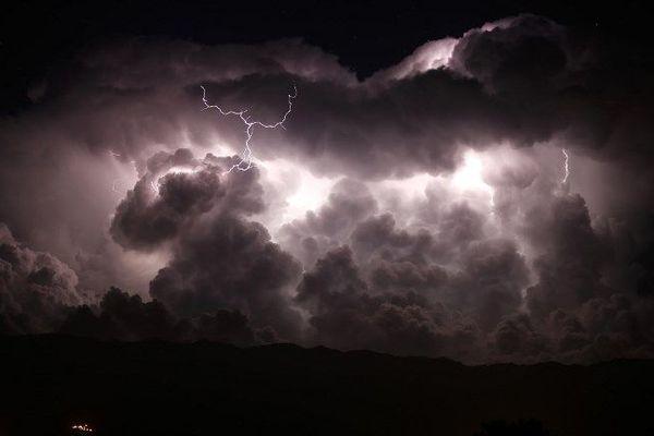 La Corse-du-Sud a a été placée en vigilance jaune aux orages ce mercredi 9 janvier, dans l'après-midi.