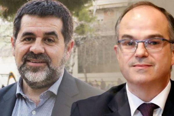 Ces deux indépendantistes Catalans ont entamé une grève de la faim pour dénoncer leur condition de détention - 3 décembre 2018