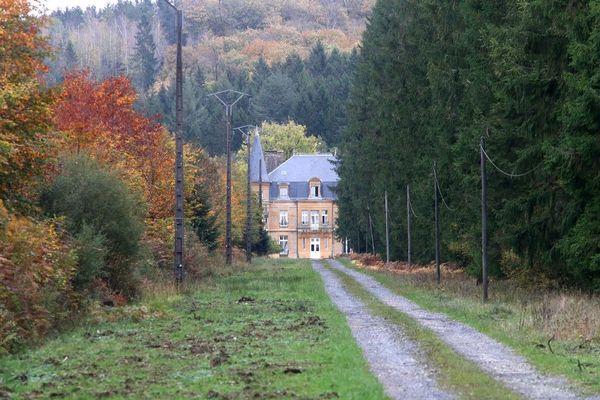 Le château du Sautou, où vont débuter de nouvelles fouilles, est situé à une dizaine de kilomètres de Ville-sur-Lumes.