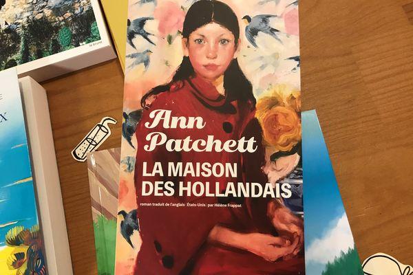 La maison des hollandais d'Ann Patchett, le livre coup de coeur de la libraire Sylvie Decouvelaere