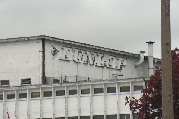 L'entreprise de pneumatique Dunlop à Amiens est touchée par plusieurs cas de Covid-19.