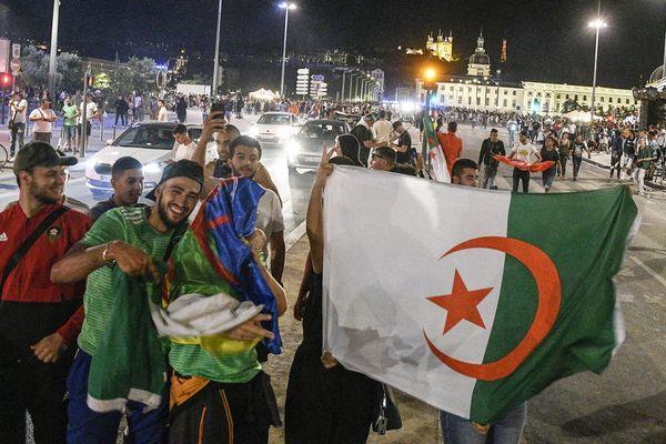 Des casseurs se sont mêlés aux scènes de liesse, le 15 juillet dernier, après la victoire de l'Algérie face au Nigéria en Coupe des Nations d'Afrique (CAN)