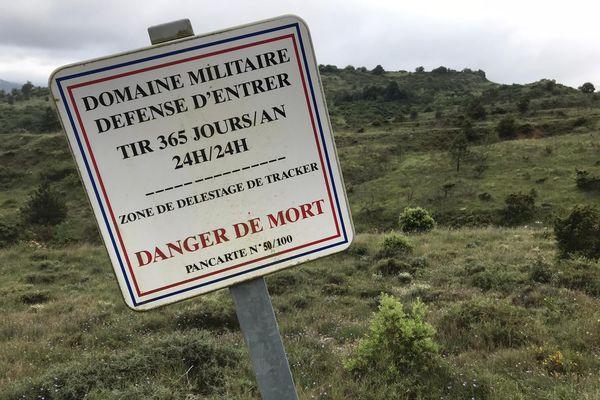 Le militaire a trouvé la mort au centre de tir de Villemaury (Aude), situé au sud de Carcassonne, à proximité du col du Poteau.