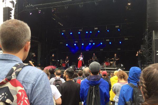 L'édition 2017 du festival Rock en Seine.