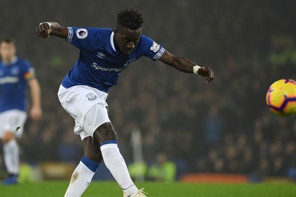 Idrissa Gueye évoluait jusqu'ici à Everton FC, en Premier League.