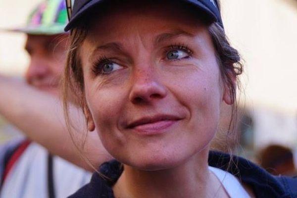 Emilie Lecomte, ultratraileuse alpine