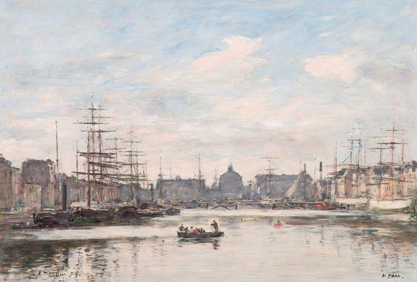 Au Musée d'art moderne André Malraux, Le Havre