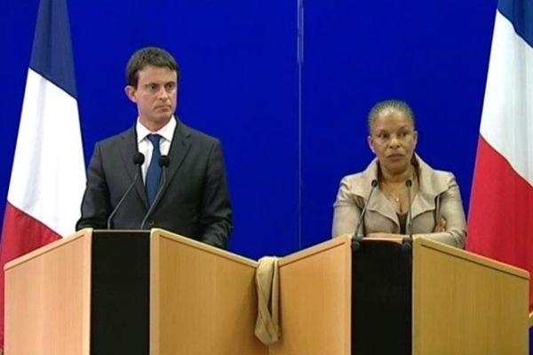 Manuel Valls et Christiane Taubira sont venus deux fois en Corse en novembre 2012. Quelques heures après l'assassinat de Jacques Nacer (le président de la CCI), puis à Bastia pour présenter une circulaire pénale spéciale.