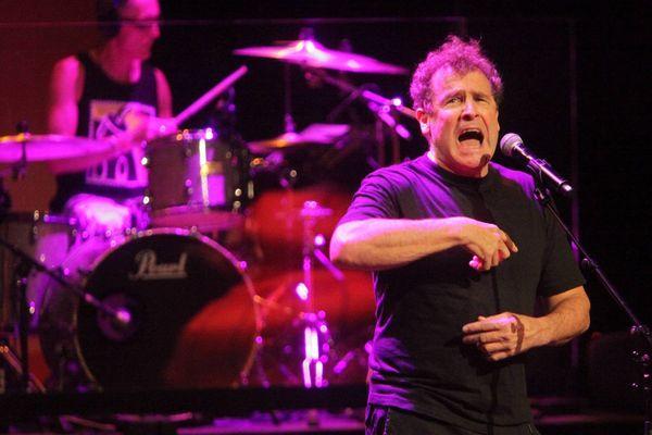 Johnny Clegg en concert en septembre 2012