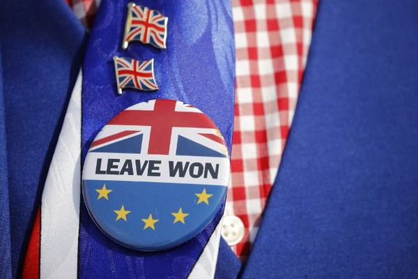Le départ de l'Angleterre de l'Union européenne était normalement prévu pour le 29 mars.
