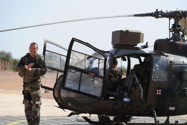 Damien Boiteux, soldat français tué au Mali le 11 janvier 2013