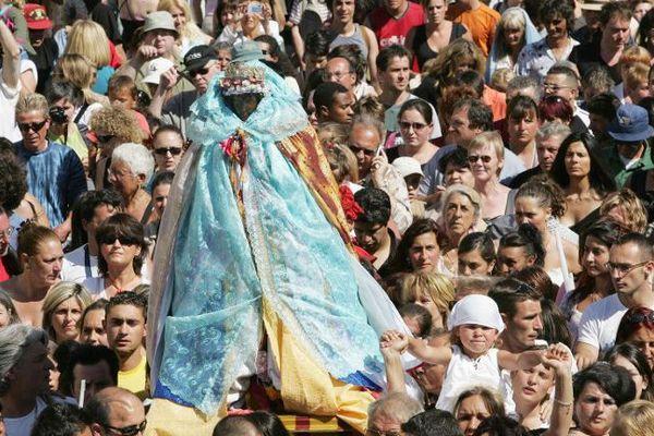 Ils sont des milliers chaque année à célébrer Sara, puis Marie Jacobé et Marie Salomé