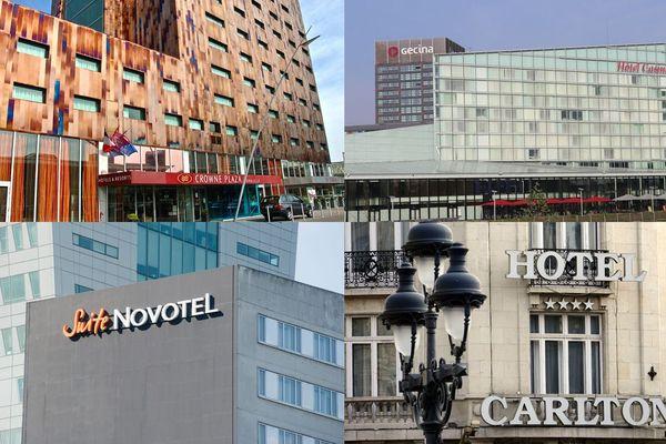 Le bureau du club hôtelier de Lille annonce une perte de 20% pour décembre 2019.