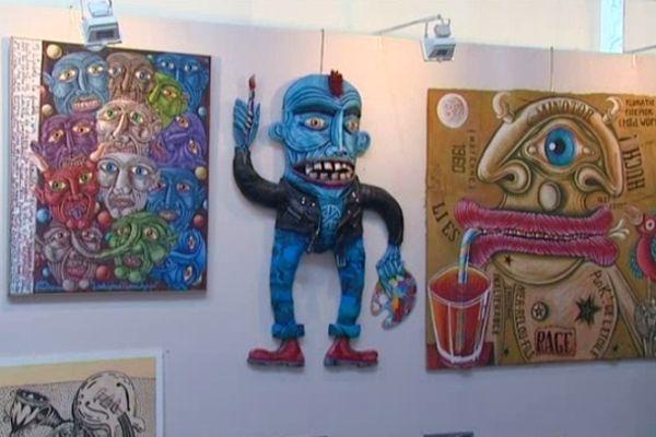 Exposition Passage à l'art à Cherbourg-Octeville (Manche) jusqu'au 21 avril 2013