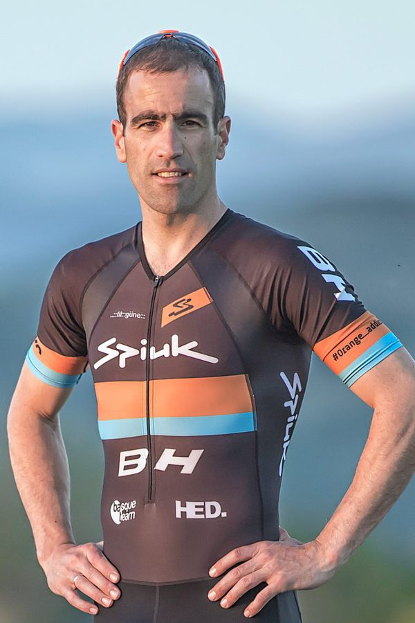 Le Basque a remporté 6 Iron Man et a été médaillé olympique.