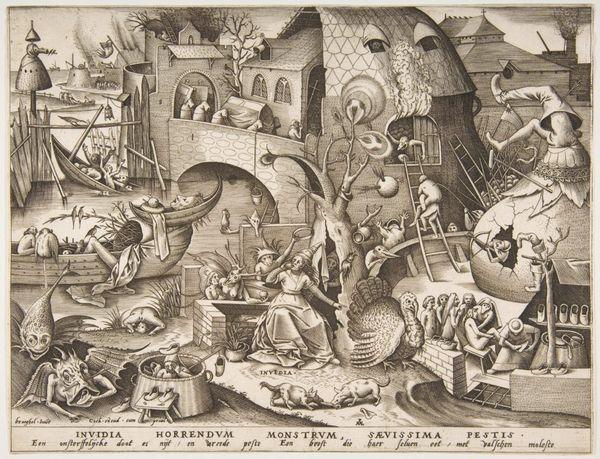 La peste frappera toutes les catégories de la population, riches comme démunis.