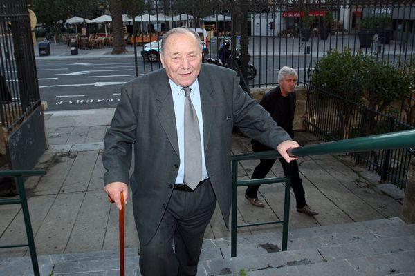 Jean Rède, l'ancien maire emblématique de Banyuls-sur-Mer - 26 avril 2010