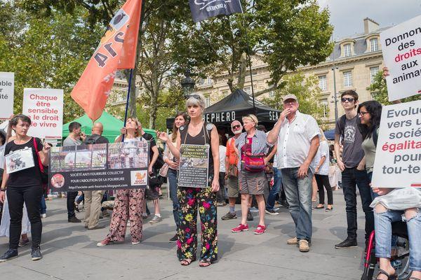 Ils ont proposé une nouvelle manifestation à Paris (photo illustration)