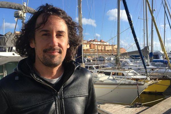 Olivier Savignac a été abusé par un prêtre pédophile à l'âge de 13 ans.