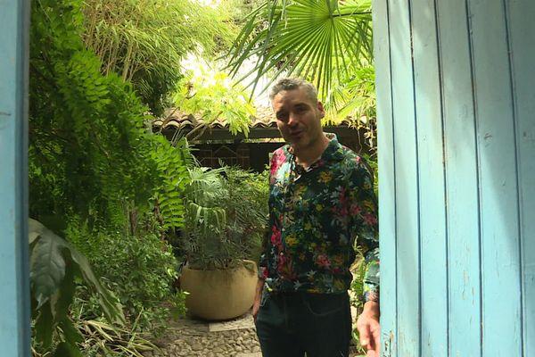 Ardèche : Anthony vous ouvre les portes de son jardin exotique à Privas