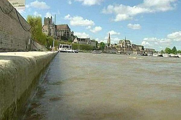 Mai 2013 : les inondations touchent de nombreuses communes de l'YOnne
