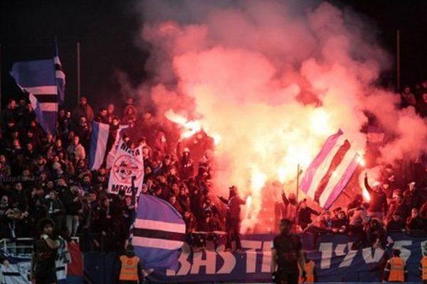 """La commission de discipline de la LFP étudiera """"les incidents"""" survenus lors de Bastia-Nice, sans dire lesquels !"""