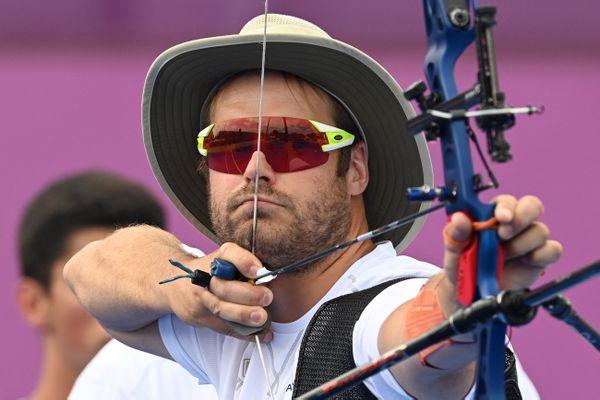 Jean-Charles Valladont n'a pas réussi à viser juste lors de ses Jeux de Tokyo 2021.