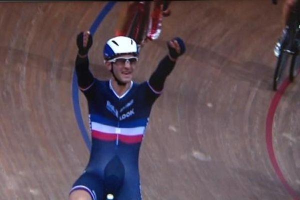 Morgan Kneisky champion du monde 2013
