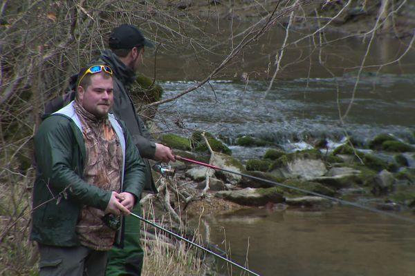 L'ouverture de la pêche était attendue par les amateurs.
