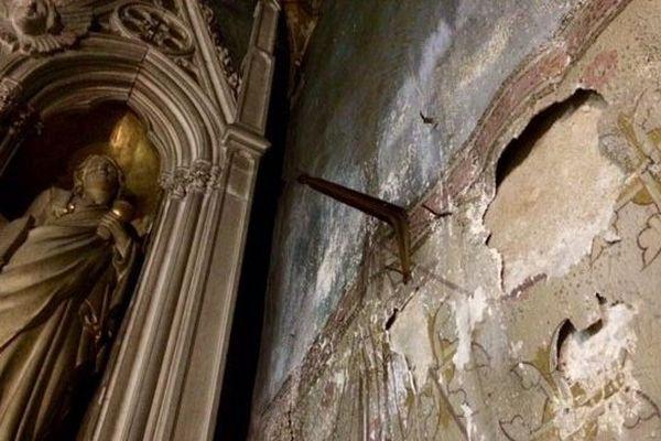 L' église ND des Carmes à Carcassonne