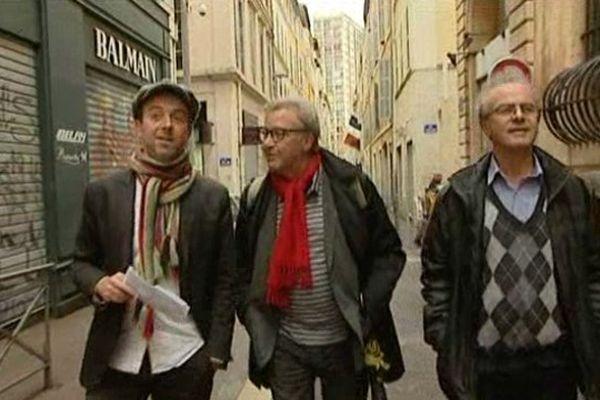 A Marseille, ces responsables associatifs luttent pour la réquisition de logements vacants.