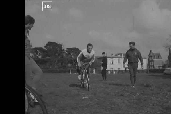 Le Creps de Dinard en 1965
