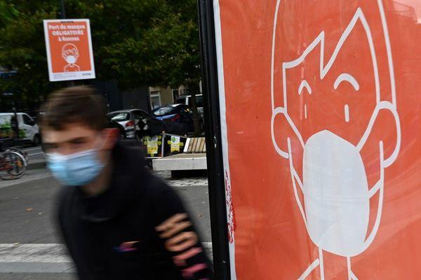 Dans l'Allier, de nouvelles mesures sanitaires anti-COVID 19 entre en vigueur le 28 octobre.