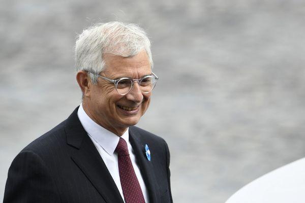 Claude Bartolone, ancien président de l'Assemblée nationale.