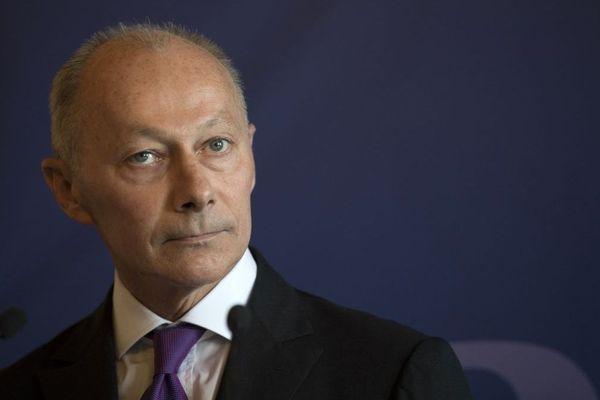 Thierry Bolloré, directeur général de Renault