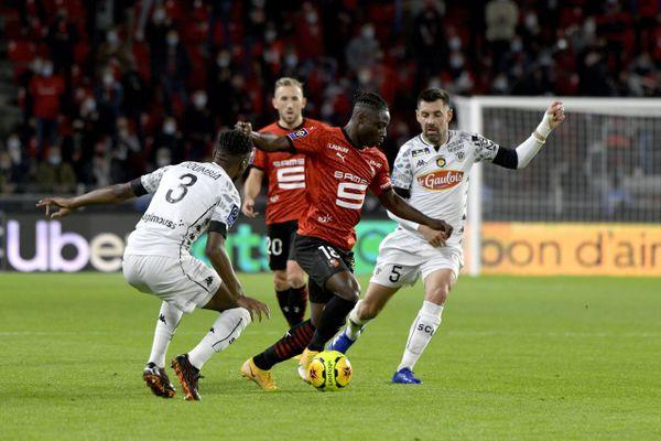 Angers qui était allé battre Rennes le 23 octobre en championnat retrouvera cette même équipe en février pour la Coupe de France.