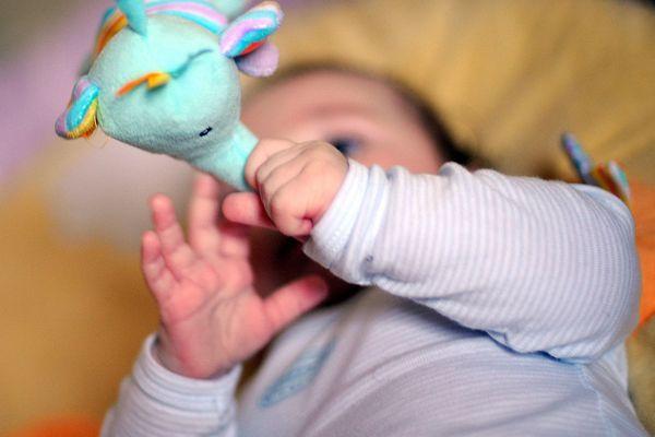 Un nouveau-né, image d'illustration.