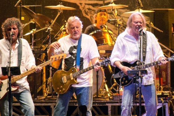 Neil Young and The Crazy Horse 03/08/12