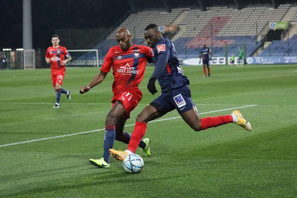 Le Stade Malherbe de Caen et la Berrichonne se sont neutralisés ce samedi soir à Châteauroux. Score final : 2-2