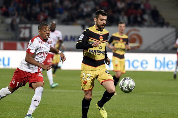 Le contrat du défenseur Gauthier Pinaud reconduit jusqu'en 2020