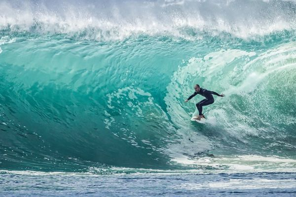 Le surf sera-t-il discipline olympique en 2024 ? (Photo d'illustration)