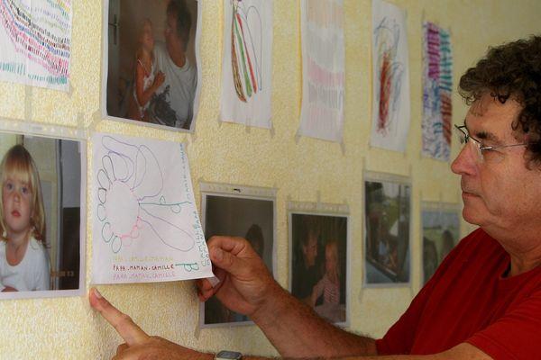 Alain Chauvet, le père de la petite Camille sans nouvelles depuis 2010.