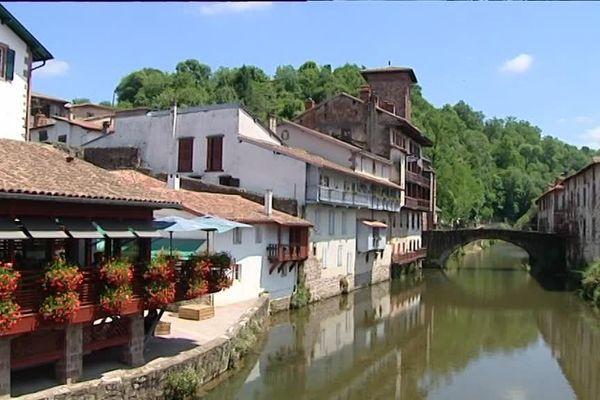 Saint-Jean-Pied-de-Port est l'une des étapes préférées des pèlerins.