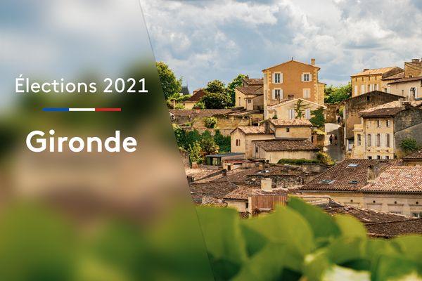 Suivez toute l'actualité des élections départementales, le taux de participation, les résultats dans votre canton en Gironde.