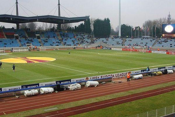 Le Stadium Lille-Métropole en 2010.