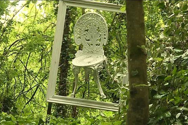 Les jardins de Châtelaison ouvrent ses portes du 4 au 6 mai dans la cadre de l'opération Neurodon