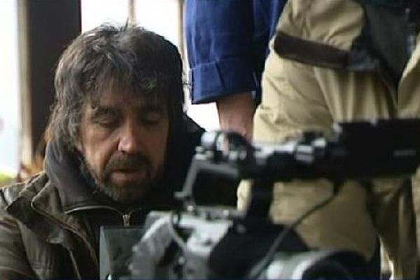 """Joseph Gordillo, réalisateur de """"Brumaire""""."""
