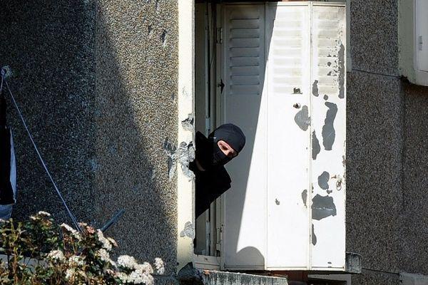 23 mars 2012 : après l'assaut du Raid dans l'appartement de Mohamed Merah