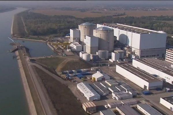 Centrale nucléaire de Blaye (33)